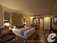 バンコク ファミリー&グループのホテル : ザ エメラルド ホテル(The Emerald Hotel)のお部屋「エグゼクティブ スイート(エメラルド タワー)」