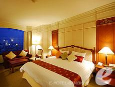 バンコク ファミリー&グループのホテル : ザ エメラルド ホテル(The Emerald Hotel)のお部屋「ラチャダ スイート」