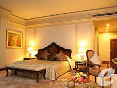 バンコク ファミリー&グループのホテル : ザ エメラルド ホテル(The Emerald Hotel)のお部屋「プレジデンタル スイート(2ベッドルーム)」