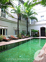 Swimming Pool : The Eugenia Hotel Bangkok, Free Wifi, Phuket