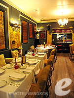 Restaurant / The Eugenia Hotel Bangkok, 3000-6000บาท