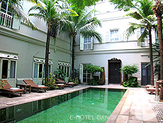 The Eugenia Hotel Bangkok, Swiming Pool, Phuket