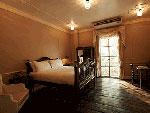 バンコク スクンビットのホテル : ザ ユージニア ホテル バンコク(The Eugenia Hotel Bangkok)のラピス ラズリルームの設備 Room View