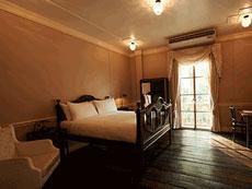 バンコク スクンビットのホテル : ザ ユージニア ホテル バンコク(The Eugenia Hotel Bangkok)のお部屋「ラピス ラズリ」