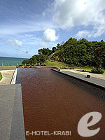Swimming Pool : The Houben Hotel, Koh Lanta, Phuket