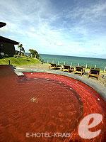 クラビ ランタ島のホテル : ザ ホーベン ホテル 「Jacuzzi」