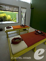 Spa : The Houben Hotel, Koh Lanta, Phuket