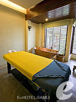 Spa Treatment Room : The Kala Samui, Pool Villa, Phuket