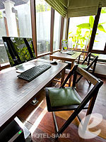 Internet Corner : The Kala Samui, 2 Bedrooms, Phuket