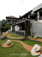 Garden : The Kala Samui, 2 Bedrooms, Phuket