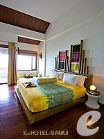 サムイ島 10,000~20,000円のホテル : ザ カラ サムイ(The Kala Samui)のデラックスルームの設備 Bedroom