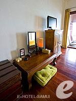 サムイ島 10,000~20,000円のホテル : ザ カラ サムイ(The Kala Samui)のデラックスルームの設備 Dresser