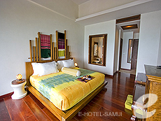 サムイ島 10,000~20,000円のホテル : ザ カラ サムイ(1)のお部屋「デラックス」