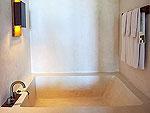 サムイ島 10,000~20,000円のホテル : ザ カラ サムイ(The Kala Samui)のデラックス スイート(2ベッドルーム)ルームの設備 Bathtub