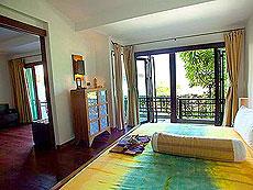 サムイ島 10,000~20,000円のホテル : ザ カラ サムイ(1)のお部屋「デラックス スイート(2ベッドルーム)」