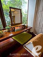 サムイ島 10,000~20,000円のホテル : ザ カラ サムイ(The Kala Samui)のデラックス プール ヴィラルームの設備 Des;
