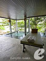 サムイ島 10,000~20,000円のホテル : ザ カラ サムイ(The Kala Samui)のデラックス プール ヴィラルームの設備 Terrace