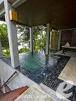 サムイ島 10,000~20,000円のホテル : ザ カラ サムイ(The Kala Samui)のデラックス プール ヴィラルームの設備 Private Pool