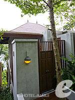 サムイ島 10,000~20,000円のホテル : ザ カラ サムイ(The Kala Samui)のデラックス プール ヴィラルームの設備 Entrance