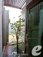 サムイ島 10,000~20,000円のホテル : ザ カラ サムイ(The Kala Samui)のデラックス プール ヴィラルームの設備 Garden