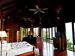 サムイ島 10,000~20,000円のホテル : ザ カラ サムイ(The Kala Samui)のプレジデンタル ヴィラ(2ベッドルーム)ルームの設備 Bedroom