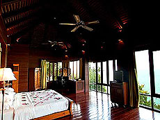 サムイ島 10,000~20,000円のホテル : ザ カラ サムイ(1)のお部屋「プレジデンタル ヴィラ(2ベッドルーム)」