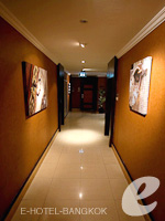 Corridor / The Key Sukhumvit Bangkok by Compass Hospitality,