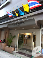 Exterior / The Key Sukhumvit Bangkok by Compass Hospitality,
