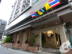 The Key Sukhumvit Bangkok by Compass Hospitality, USD 50-100, Phuket