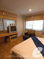 バンコク カップル&ハネムーンのホテル : ザ キー スクンビット バンコク バイ コンパス ホスピタリティ(The Key Sukhumvit Bangkok by Compass Hospitality)のマスターキー スイートルームの設備 Bedroom