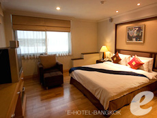 バンコク カップル&ハネムーンのホテル : ザ キー スクンビット バンコク バイ コンパス ホスピタリティ(The Key Sukhumvit Bangkok by Compass Hospitality)のお部屋「マスターキー スイート」
