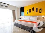 プーケット パトンビーチのホテル : ザ ランタン リゾート パトン(The Lantern Resort Patong)のスタジオ ペントルームの設備 Room View
