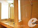 プーケット 会議室ありのホテル : ザ ランタン リゾート パトン(The Lantern Resort Patong)のスタジオ ペントルームの設備 Bath Room