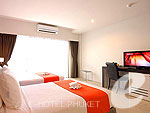 プーケット パトンビーチのホテル : ザ ランタン リゾート パトン(The Lantern Resort Patong)のビュー ペントルームの設備 Room View