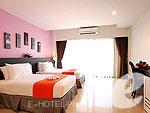 プーケット 会議室ありのホテル : ザ ランタン リゾート パトン(The Lantern Resort Patong)のビュー ペントルームの設備 Room View