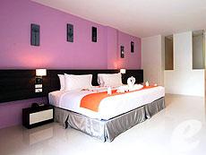 プーケット パトンビーチのホテル : ザ ランタン リゾート パトン(1)のお部屋「ビュー ペント」