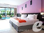プーケット パトンビーチのホテル : ザ ランタン リゾート パトン(The Lantern Resort Patong)のプール ペントルームの設備 Room View