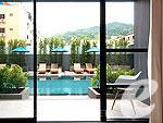 プーケット 会議室ありのホテル : ザ ランタン リゾート パトン(The Lantern Resort Patong)のプール ペントルームの設備 Room View