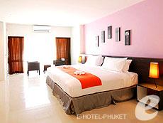 プーケット パトンビーチのホテル : ザ ランタン リゾート パトン(1)のお部屋「ラグジュアリー ペント」