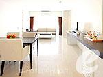 プーケット 会議室ありのホテル : ザ ランタン リゾート パトン(The Lantern Resort Patong)のファミリー ペントルームの設備 Room View
