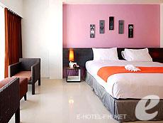 プーケット パトンビーチのホテル : ザ ランタン リゾート パトン(1)のお部屋「ファミリー ペント」