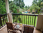 プーケット カオラックのホテル : ザ リーフ オン ザ サンズ(The Leaf On The Sands)のスーペリア ガーデンビュールームの設備 Terrace