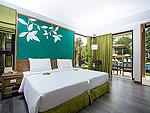プーケット カオラックのホテル : ザ リーフ オン ザ サンズ(The Leaf On The Sands)のヴィラルームの設備 Room View
