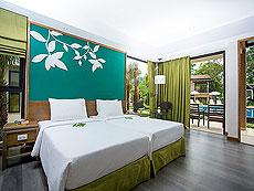 プーケット カオラックのホテル : ザ リーフ オン ザ サンズ(1)のお部屋「ヴィラ」