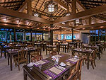 Restaurant / The Leaf Oceanside, เขาหลัก