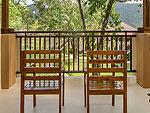 プーケット ヴィラコテージのホテル : ザ リーフ オーシャンサイド(The Leaf Oceanside)のリーフルームの設備 Balcony