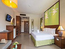 プーケット カオラックのホテル : ザ リーフ オーシャンサイド(1)のお部屋「コテージ」