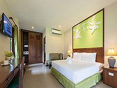 プーケット カオラックのホテル : ザ リーフ オーシャンサイド(1)のお部屋「パーム ヴィラ」