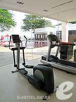 Fitness Gym / The Library, หาดเฉวง
