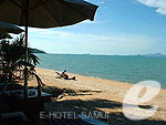 Beach : The Lodge, Bophut Beach, Phuket